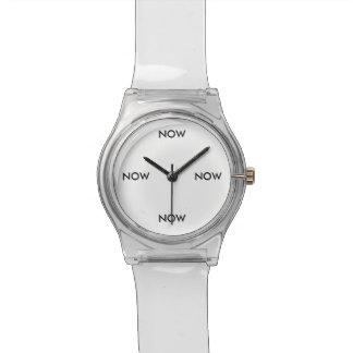 永遠今見て下さい 腕時計