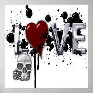 汚い愛-ポスター ポスター