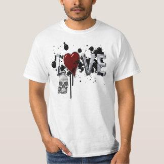汚い愛-価値Tシャツ Tシャツ