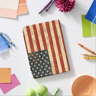 汚い米国旗 iPad AIR カバー