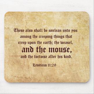 汚い マウスパッド