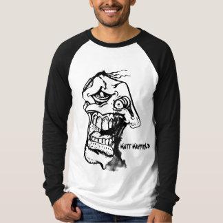 汚された泣き虫 Tシャツ