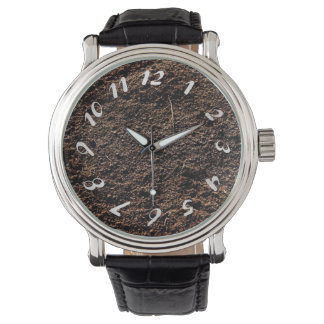 汚される 腕時計