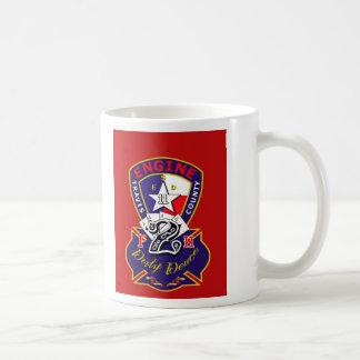 汚れたデュース コーヒーマグカップ