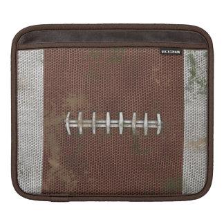 汚れたフットボール iPadスリーブ