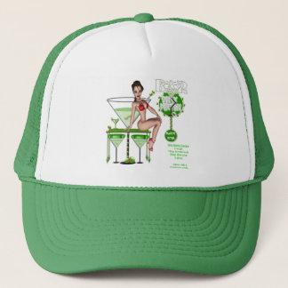 汚れたマルティーニ-帽子 キャップ