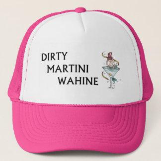 汚れたマルティーニWahine キャップ