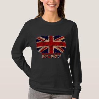 汚れたヴィンテージイギリスRicaso Tシャツ