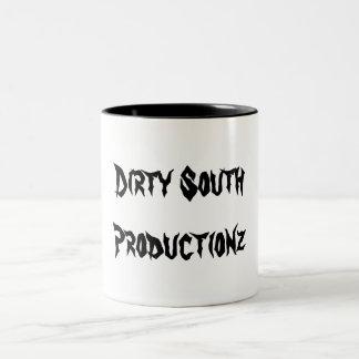 汚れた南、Productionz ツートーンマグカップ