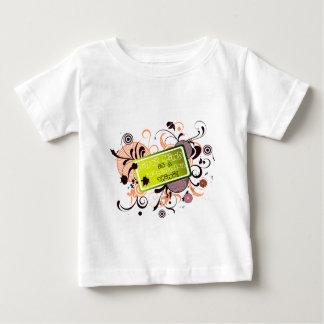 汚れた心は驚異の完全な事です ベビーTシャツ