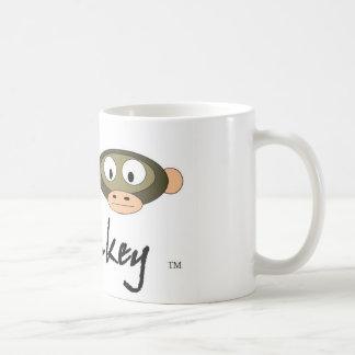 汚れた猿のコーヒー・マグ コーヒーマグカップ