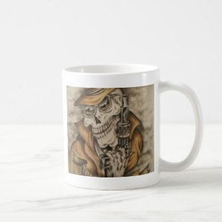 汚れた行為 コーヒーマグカップ