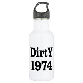 汚れた1974年 ウォーターボトル