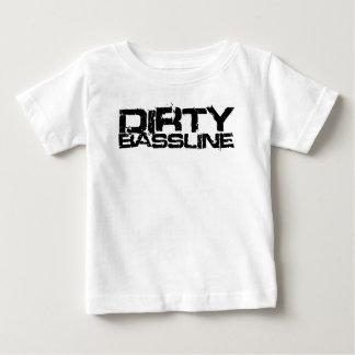 汚れたBassline Dubstep ベビーTシャツ