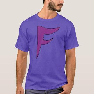 汚れたFのTシャツ Tシャツ