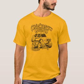 汚れたGetting Tシャツ