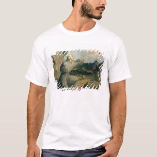 汚名を受け取るAssisiのSt Francis Tシャツ