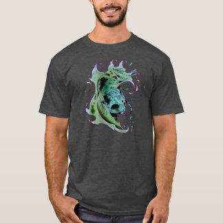汚染のカエル`のla DANG Tシャツ