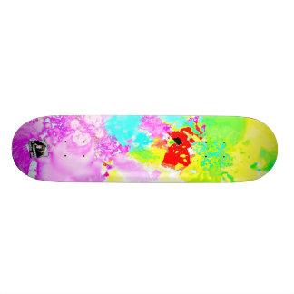 汚染 オリジナルスケートボード