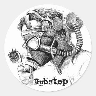 汚染、DubStep ラウンドシール