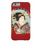 江戸の歌舞伎役者、Toyokuni、Ukiyo-e、豊国の江戸Kabuki俳優 Barely There iPhone 6 ケース