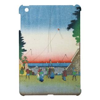 江戸Ando Hiroshigeの百の有名な眺め iPad Mini Case