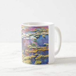 池のスイレン コーヒーマグカップ