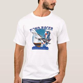 池のレーサー Tシャツ