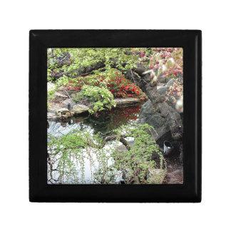 池の反射 ギフトボックス