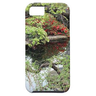池の反射 iPhone SE/5/5s ケース