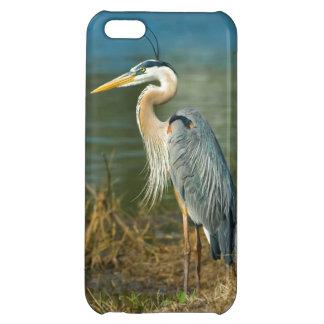 池の素晴らしい青鷲 iPhone5Cケース