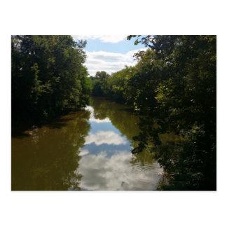 池の郵便はがきの日 ポストカード