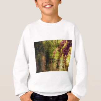 池上の桜 スウェットシャツ
