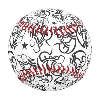 決してすごいクールで及び創造的な野球を与えないで下さい 野球ボール