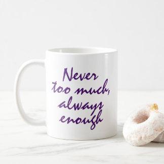 決してたくさんの女性の権限委譲のマグ コーヒーマグカップ