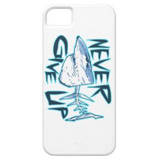 決してホホジロザメをあきらめないで下さい iPhone SE/5/5s ケース