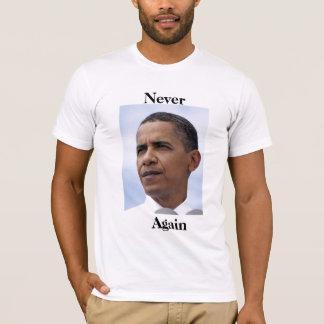 決して再度 Tシャツ