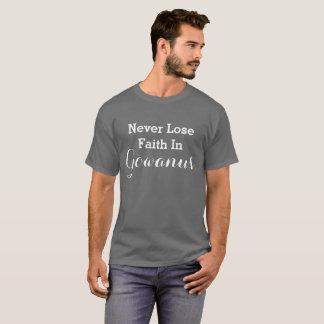 決して失わないで下さいGowanus (ブルックリン、NYC)の信頼を Tシャツ