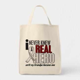 決して実質の英雄2の祖父の肺癌を知っていませんでした トートバッグ