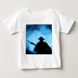 決して忘れないで下さい ベビーTシャツ
