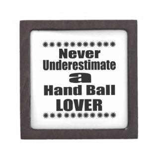 決して手球の恋人を過少見積りしないで下さい ギフトボックス