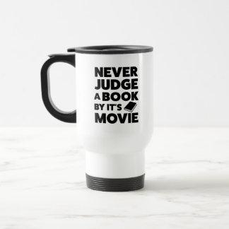 決して映画コーヒー・マグによって本を判断しないで下さい トラベルマグ