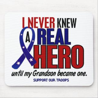 決して知っていませんでした英雄2の孫(軍隊を支援)を マウスパッド