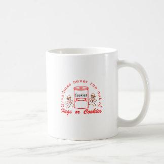 決して走らないで下さい コーヒーマグカップ