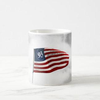 決して9/11-飛行93を忘れないで下さい コーヒーマグカップ