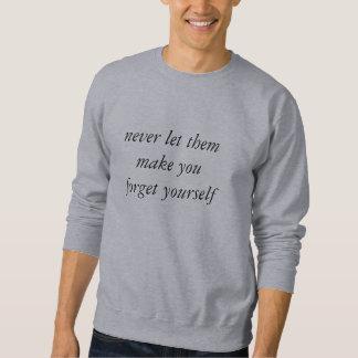 決して スウェットシャツ