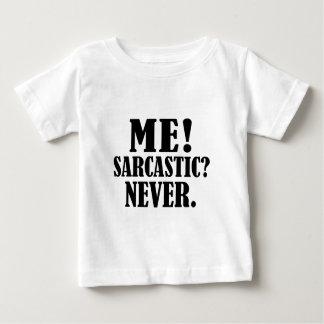 決して ベビーTシャツ