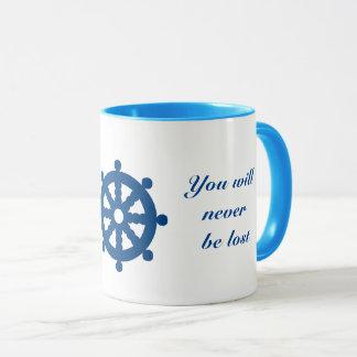 決して-運失った マグカップ