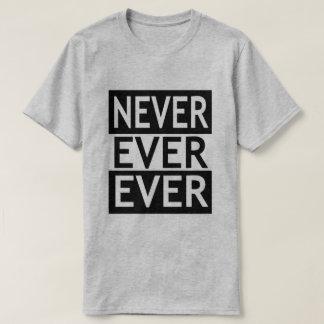 決して Tシャツ