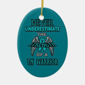 決して… TNの戦士 セラミックオーナメント